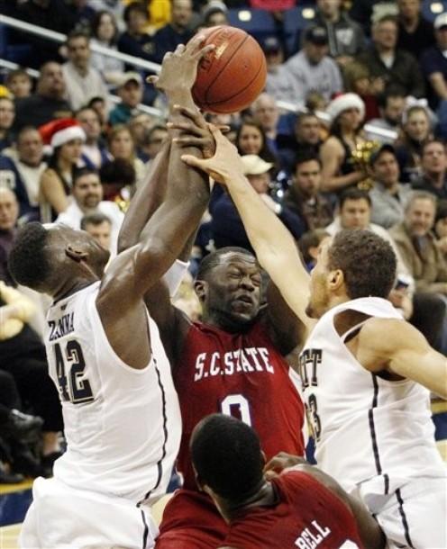 Vs Pitt (Rebound)