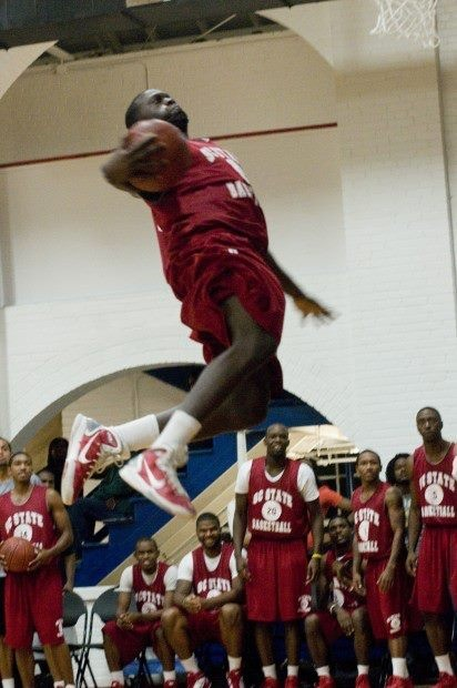 SC State Dunk
