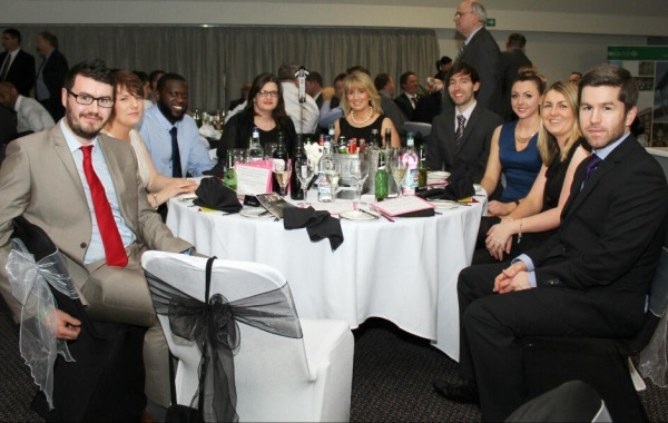 Newcastle eagles Dinner Event